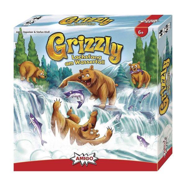 AMIGO 1954 - Familienspiel - Grizzly