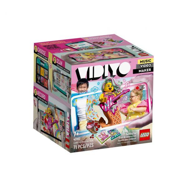 LEGO 43102 - VIDIYO™ - Candy Mermaid BeatBox