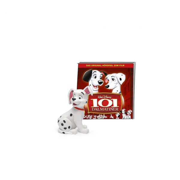 TONIES 10000373 - Hörspiel - Disney, 101 Dalmatiner