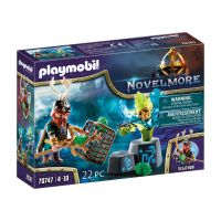 PLAYMOBIL 70747 - Novelmore - Violet Vale, Magier der Pflanzen