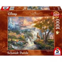 SCHMIDT 59486 - Puzzle - Disney, Disney, Bambi,  1000 Teile