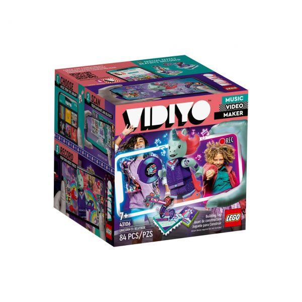 LEGO 43106 - VIDIYO™ - Unicorn DJ BeatBox