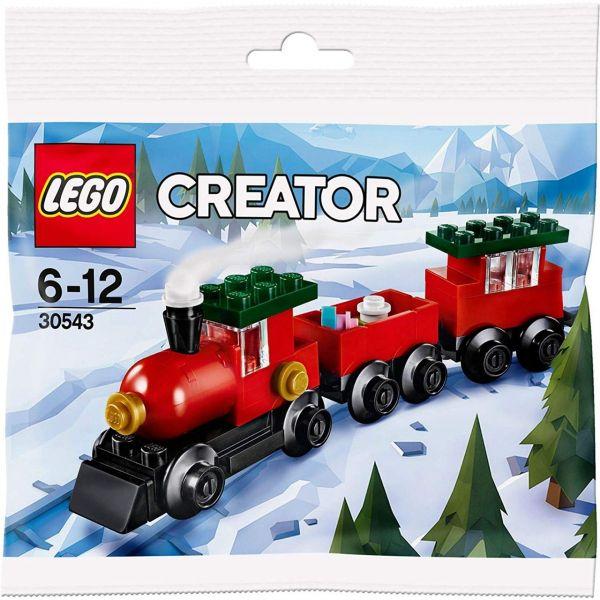 LEGO 30543 - Creator - Weihnachtszug