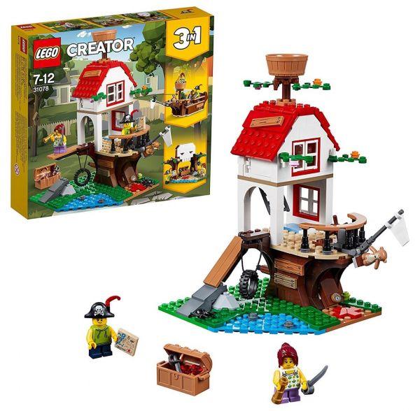 LEGO 31078 - Creator - Baumhausschätze
