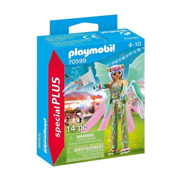 "PLAYMOBIL 70599 - Special Plus - Stelzenläuferin ""Fee"""