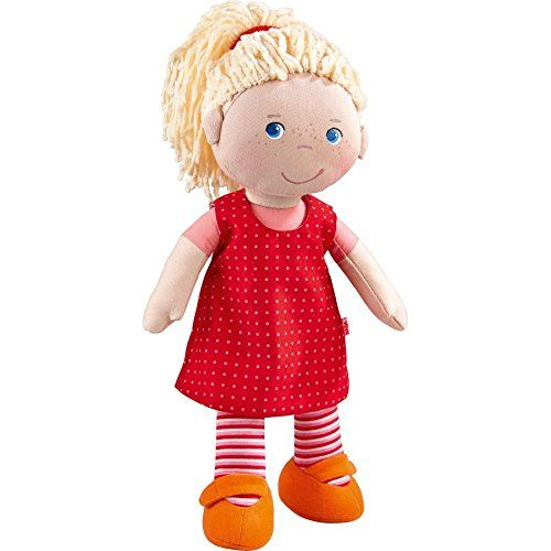 HABA 302108 - Lilli and friends - Puppe Annelie