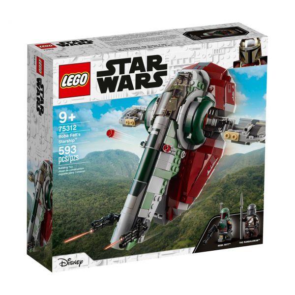 LEGO 75312 - Star Wars™ - Boba Fetts Starship™