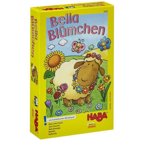 HABA 4093 - Mitbringspiel - Bella Blümchen