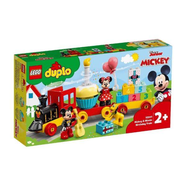 LEGO 10941 - Duplo - Mickys und Minnies Geburtstagszug