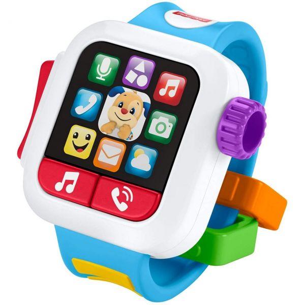MATTEL GNK88 - Fisher Price - Lernspaß Smart Watch