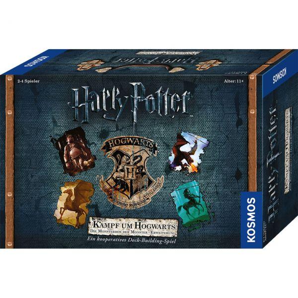 KOSMOS 680671 - Spiel - Harry Potter, Die Monsterbox der Monster - Erweiterung