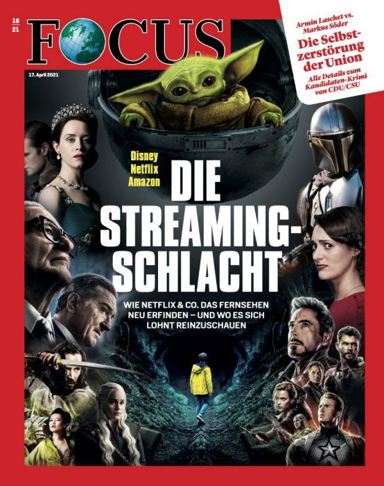Focus Heft 16/21