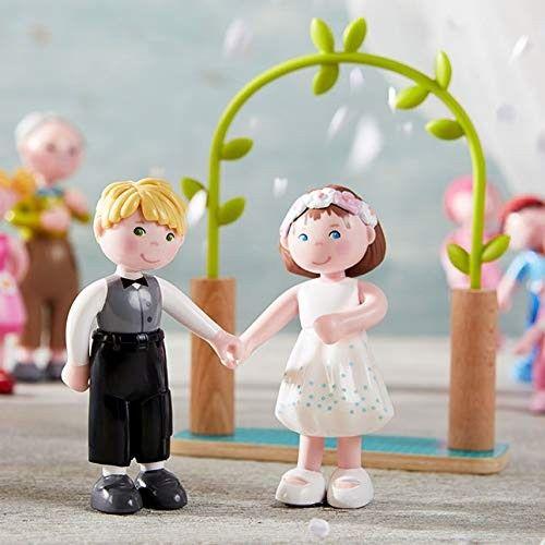 HABA 303165 - Little Friends - Brautpaar