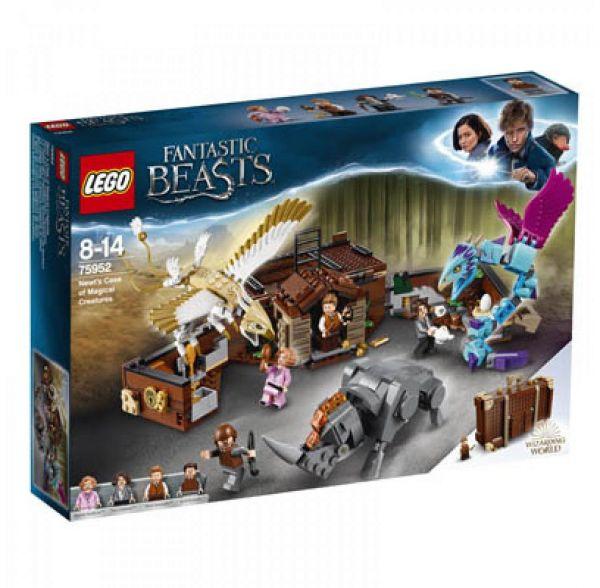LEGO 75952 - Harry Potter - Newts Koffer der magischen Kreaturen