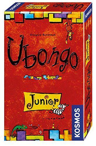KOSMOS 711238 - Mitbringspiel - Ubongo Junior