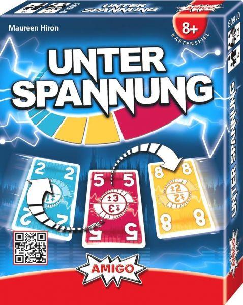 AMIGO 01603 - Kartenspiele - Unter Spannung