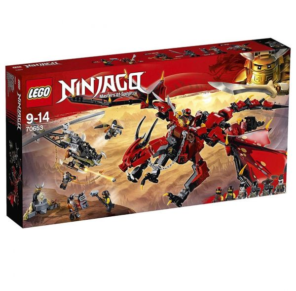 LEGO 70653 - Ninjago - Mutter der Drachen