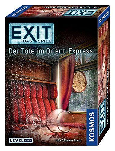 KOSMOS 694029 - EXIT - Der Tote im Orient-Express