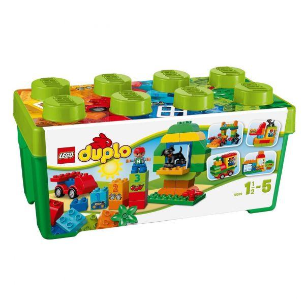 LEGO 10572 - Duplo - Große Steinebox Jungen