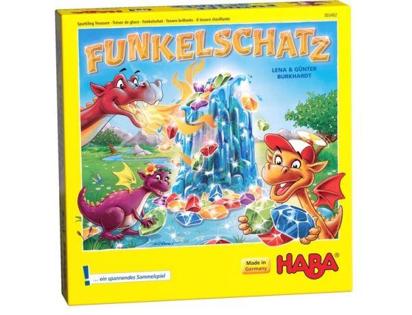 HABA 303402 - Mitbringspiel - Funkelschatz