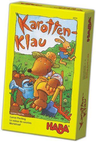 HABA 4459 - Würfelspiel - Karottenklau