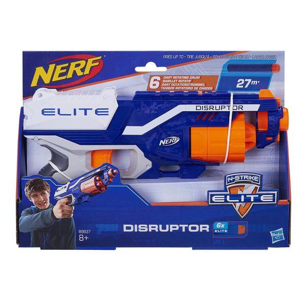 HASBRO B9837 - NERF N-Strike Elite - Disruptor