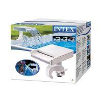 INTEX 26028 - Poolzubehör - Wasserfall Cascade Bachlaufsets LED Farbwechsel