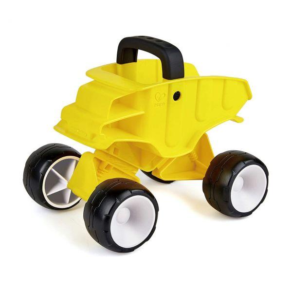 HAPE E4088 - Sandspielzeug - Kipper, gelb