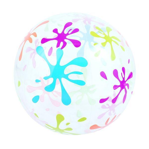 BESTWAY 31017 - Wasserball Splash und Play, 122 cm