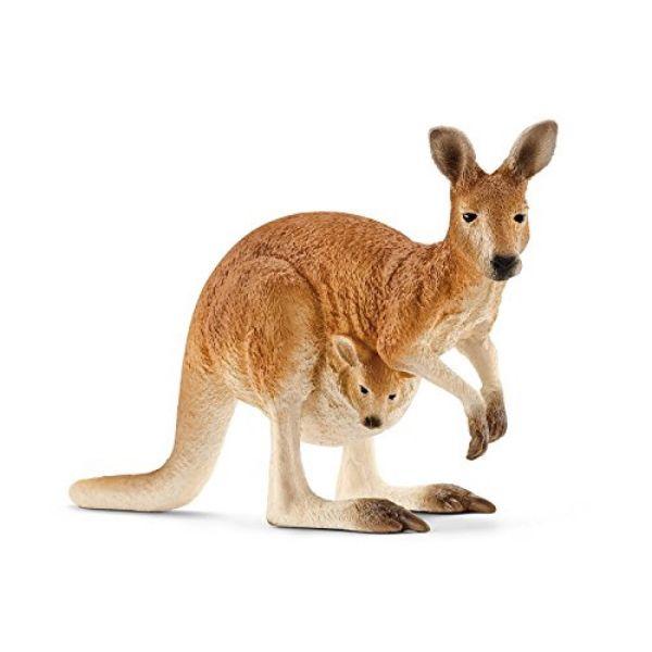 SCHLEICH 14756 - Wild Life - Känguru