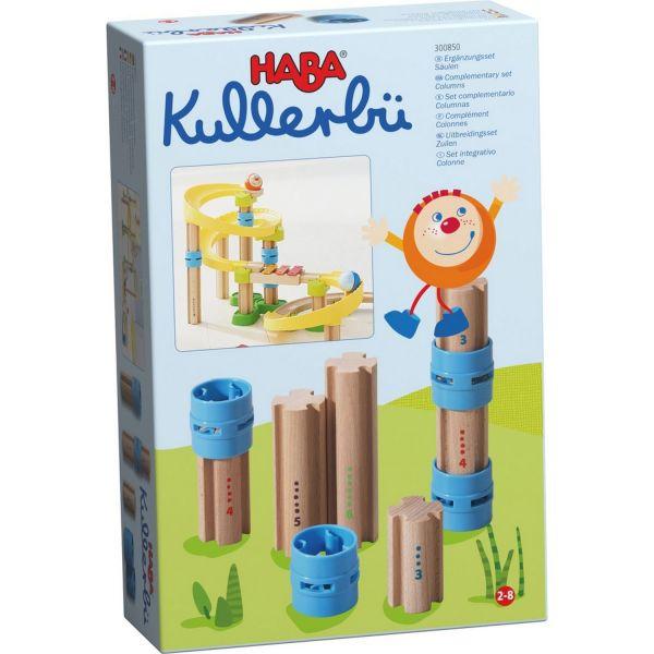 HABA 300850 - Kullerbü - Ergänzungsset Säulen