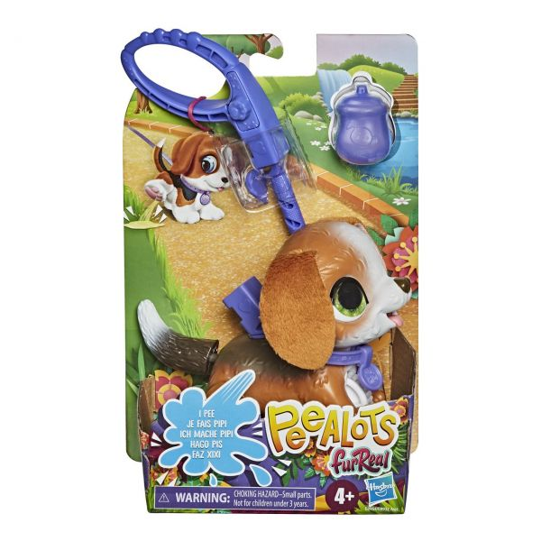 HASBRO E8954 - FurReal - Peealots, Kleine Racker Beagle