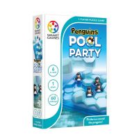 SMART GAMES 431 - Kompaktspiele - Pinguin Pool Party