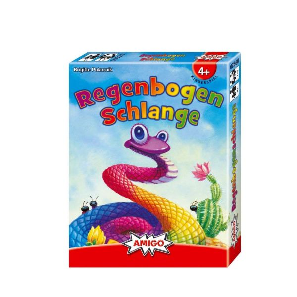 AMIGO 09920 - Kinderspiele - Regenbogenschlange