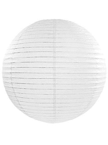 PD LAP25-008 - Lampion - weiß, ca 25 cm, 1 St