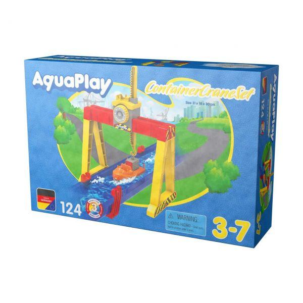 BIG 8700000124 - AquaPlay - Container Crane Set