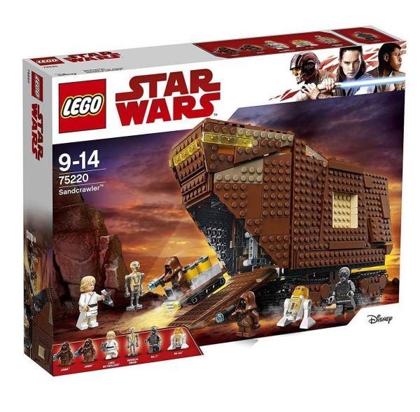 LEGO 75220 - Star Wars - Sandcrawler