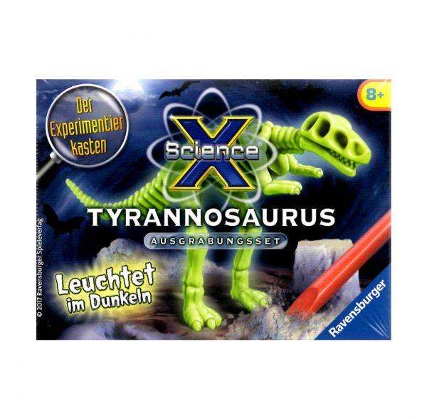 RAVENSBURGER 18022 - ScienceX - Tyrannosaurus