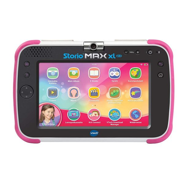 VTECH 80194654 - Storio - MAX XL 2.0, Pink