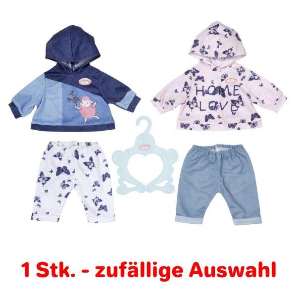 Zapf Creation 704202 - BABY Annabell® - Baby-Anzug, 43 cm, 1 Stk., zufällige Auswahl