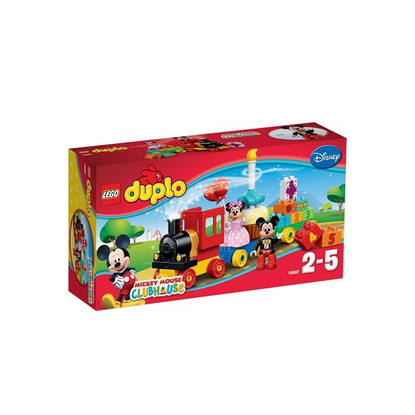 LEGO 10597 - Duplo - Geburtstagsparade