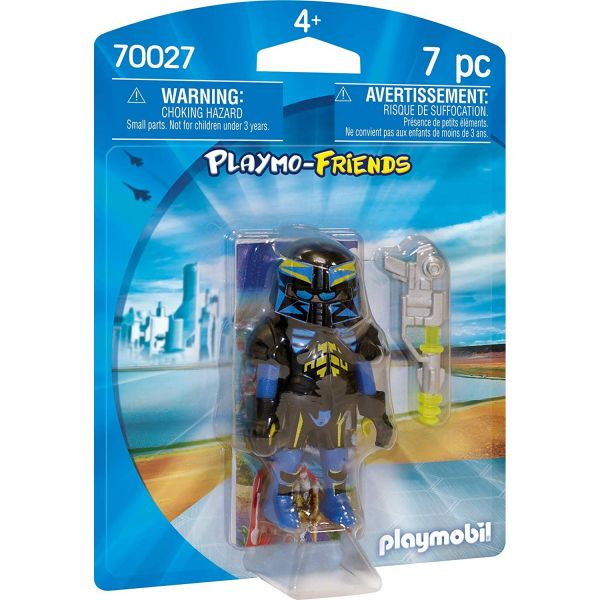 PLAYMOBIL 70027 - Playmo Friends - Weltraumagent