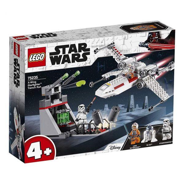 LEGO 75235 - Star Wars - X-Wing Starfighter Trench Run
