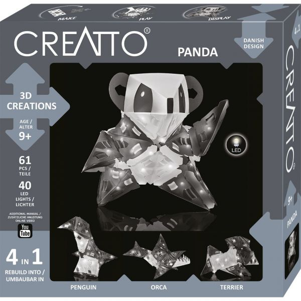 KOSMOS 003577 - CREATTO - Panda