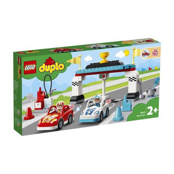 LEGO 10947 - DUPLO® - Rennwagen