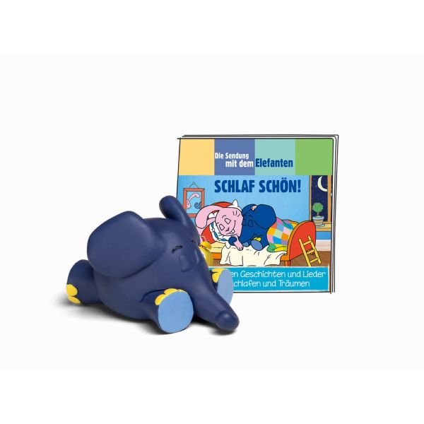 TONIES 10097 - Hörbuch - Die Sendung mit dem Elefanten, Schlaf Schön!