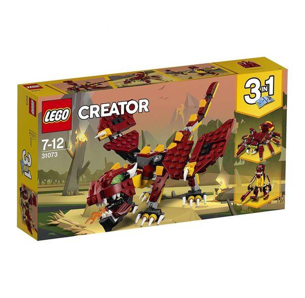 LEGO 31073 - Creator - Fabelwesen