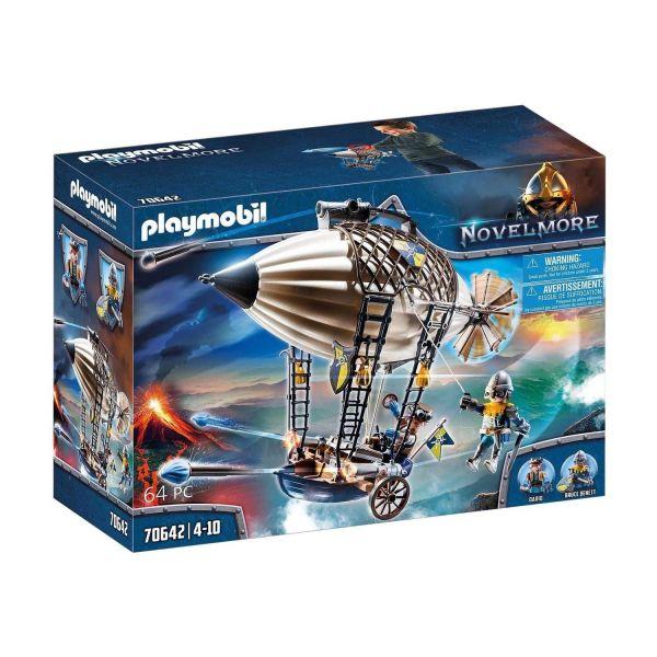 PLAYMOBIL 70642 - Novelmore - Novelmore Darios Zeppelin