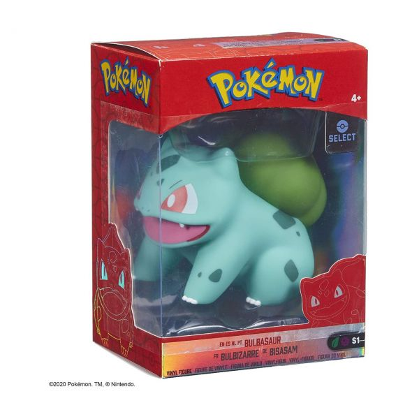 BOTI 37265 - Pokémon Figuren - Bisasam, 10cm