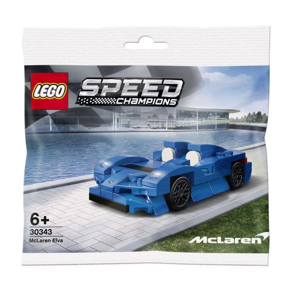 LEGO 30343 - Speed Champions - McLaren Elva
